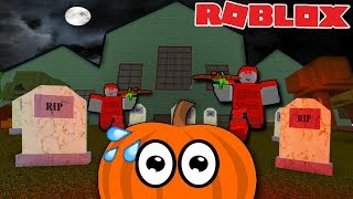 PLEASE DON'T FIND ME | Roblox Halloween Blox Hunt | Funny Moments