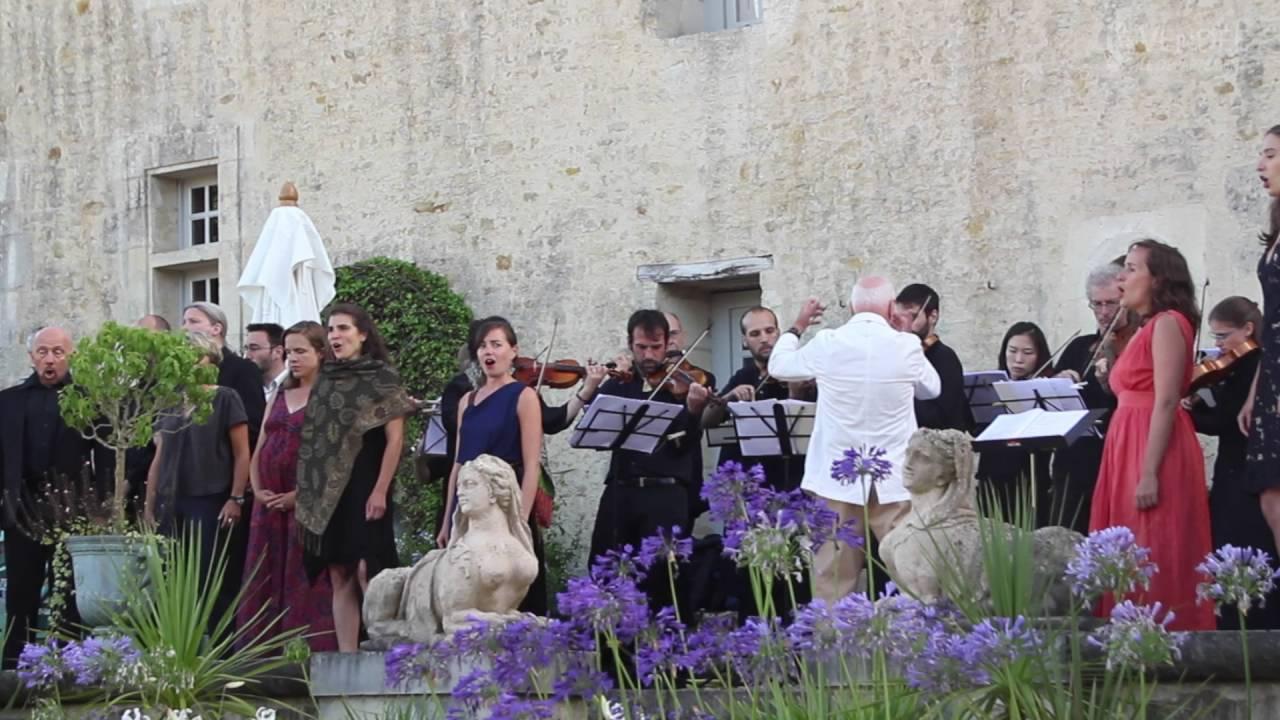 Festival dans les jardins de william christie 2016 youtube - Festival dans les jardins de william christie ...
