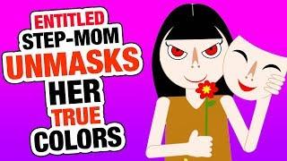 r/EntitledParents - Entitled Step-Mom UNMASKS Her TRUE Colors...