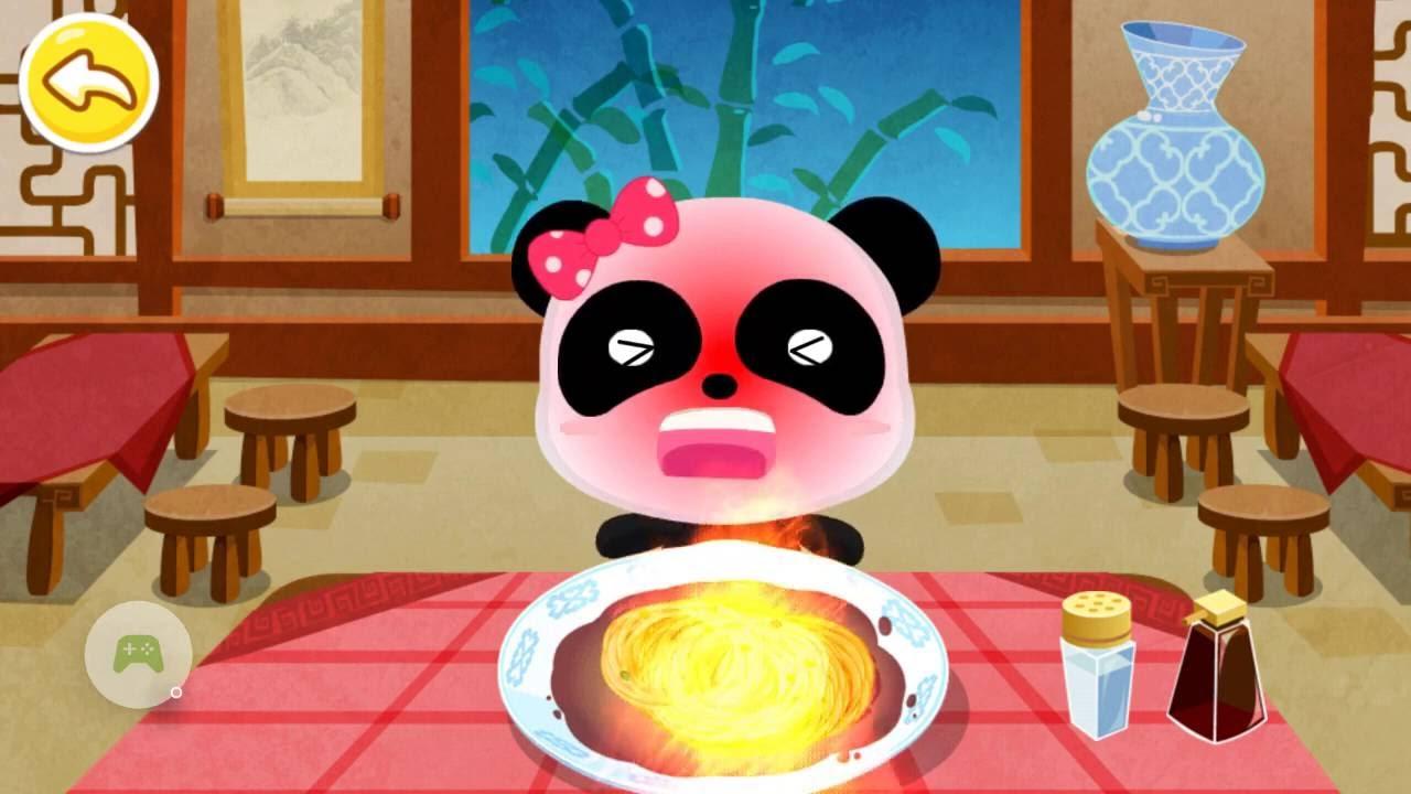 Baby Panda Kiki Chinese Cooking  YouTube