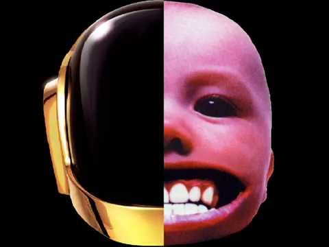 Daft Punk vs Chumbawamba  Lucky Tubthumping Mashup