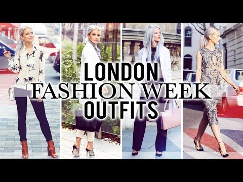5 FASHION WEEK OUTFITS FOR SPRING: What I Wore in London