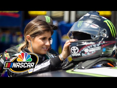 Hailie Deegan's racing journey through NASCAR | Motorsports on NBC