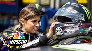 Hailie Deegan's racing journey through NASCAR | Motorsports on NBC