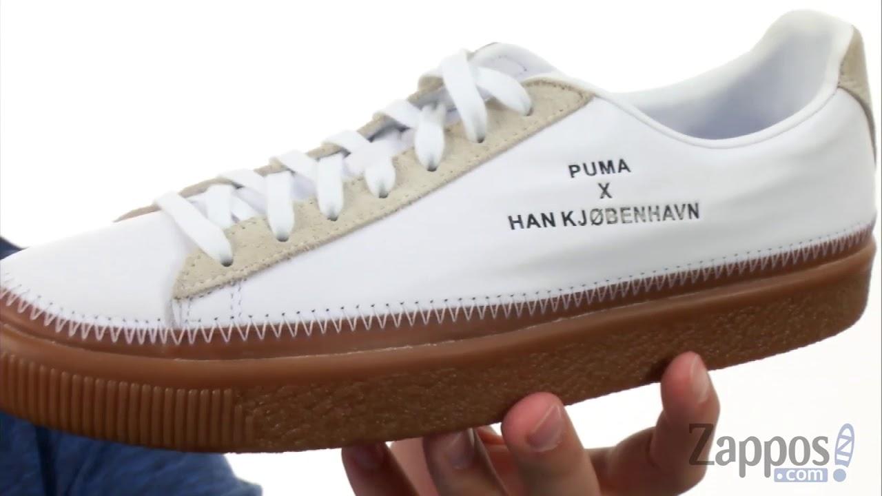 reputable site e7725 ef240 PUMA Puma x Han Kjobenhavn Basket Stitched Sneaker SKU: 8954866