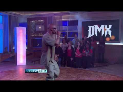 DMX Performs His New Single!