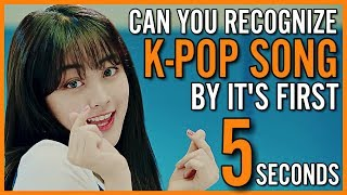 Video GUESS KPOP SONG BY IT'S FIRST FIVE SECONDS download MP3, 3GP, MP4, WEBM, AVI, FLV Mei 2018