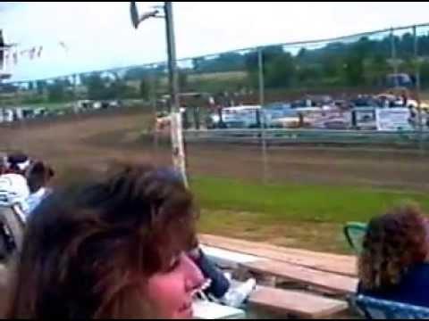 1995 Adrian Speedway Heat races,