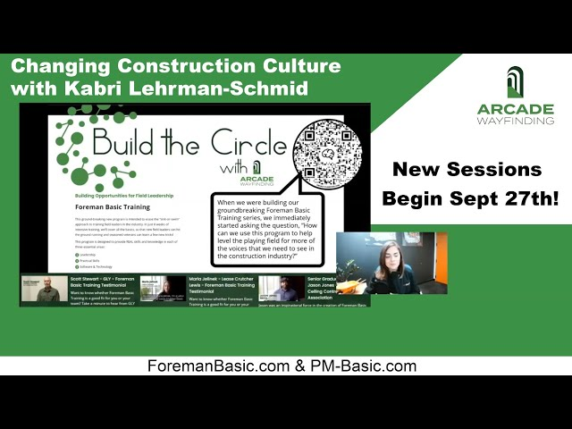 Changing Construction Culture with Kabri Lehrman-Schmid