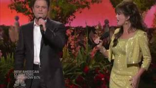Donny  Marie 2009 - Love is a wonderful thing