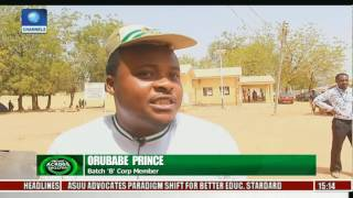 News Across Nigeria: Adamawa NYSC Camp Reopens After 4 Years Suspension