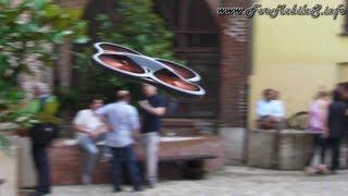 Parrot AR.Drone 2.0 Power Edition - Fligh Demo
