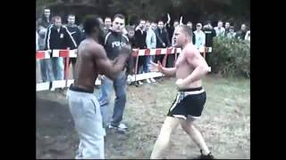 Fightclub: Real Bare Knuckles Boxing! (Leave Your Teeth at Home)