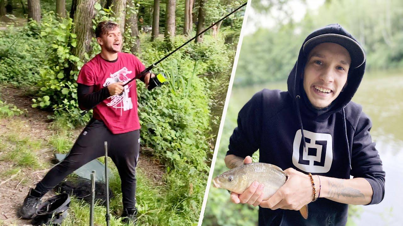 Noční Rybaření! w/Edvinas a Jay Fox