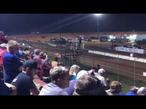 Fayetteville motor speedway/ Open wheel modified heat lap