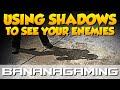 CS:GO - Using Shadows to See Enemies + Best Spots!