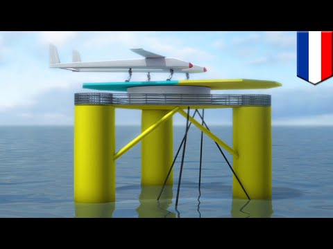 Dutch company wants to use drones as wind turbines - TomoNews