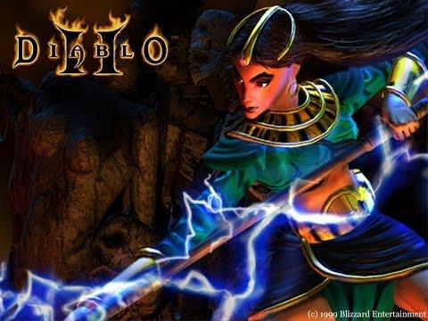 Diablo 2 Most Detailed Lightning Sorceress Guide