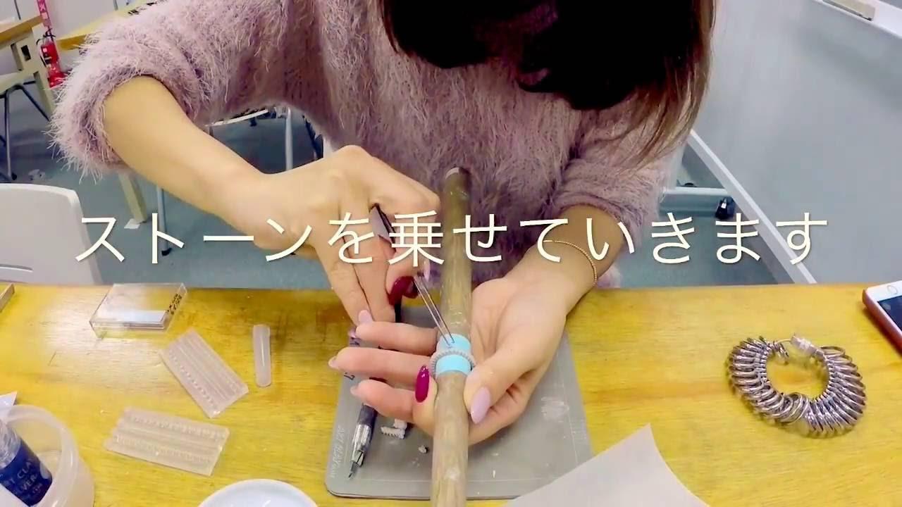 銀粘土を使ったアクセサリー作り① , YouTube