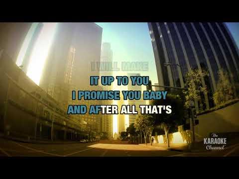 Hard To Say I'm Sorry : Az Yet feat. Peter Cetera   Karaoke with Lyrics