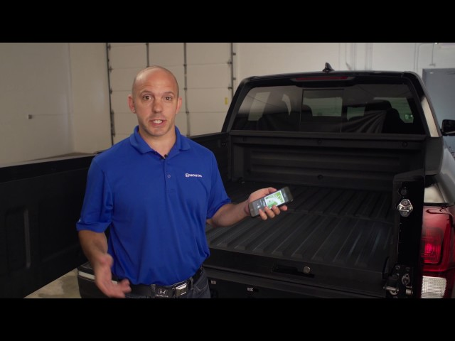 2017 Honda Ridgeline Tips & Tricks: In Bed Speakers
