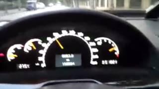 벤츠 S500 제로백 테스트