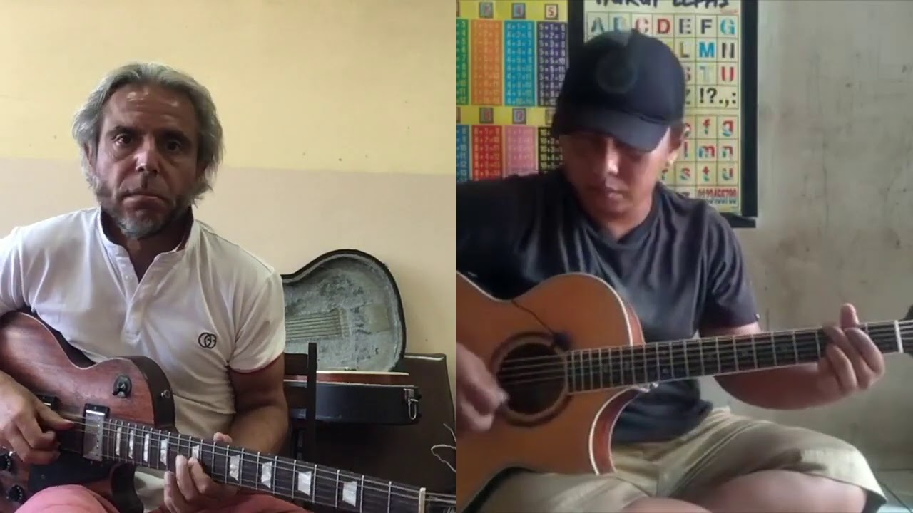 Here for You (Firehouse) Garri Pat & Alip Ba Ta COVER fingerstyle guitar collaboration