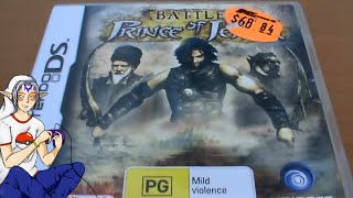 Battles of Prince of Persia DS Unboxing