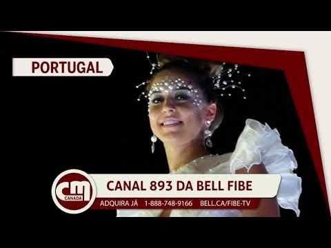 Adira já à TV do Correio da Manhã Canadá - Canal 893 da Bell Fibe