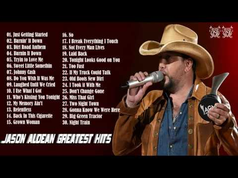Jason Aldean Greatest Hits [Full Album] || Top 30 Biggest Songs Of Jason Aldean