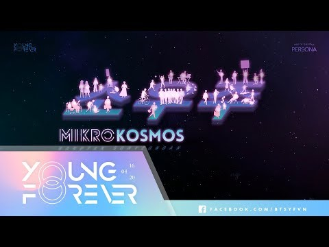 [VIETSUB + ENGSUB] BTS (방탄소년단) - 소우주 (Mikrokosmos)
