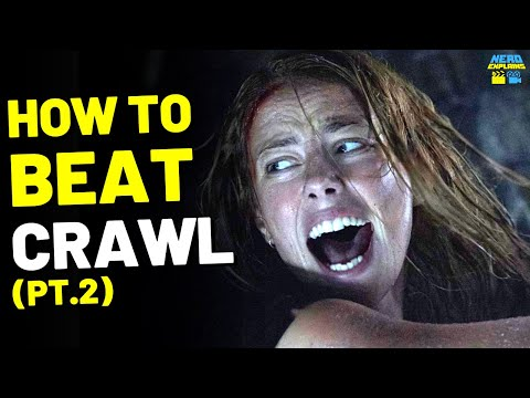 """How to Beat the GATOR-ICANE in """"CRAWL"""" (2019) – Part 2"""
