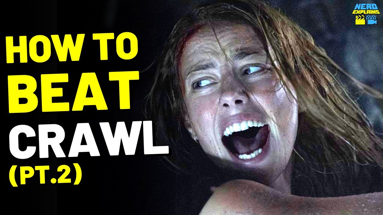 """How to Beat the GATOR-ICANE in """"CRAWL"""" (2019) - Part 2"""