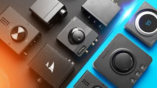 The BEST Gaming Headphone Amps / DACs Right Now in 2021!