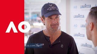 Coffee with a Legend: Carlos Moya Pt. 2 | Australian Open 2019