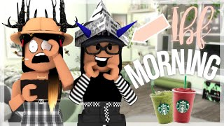 IBF Controls My MORNING ROUTINE♡ | Roblox Bloxburg | iiarabellaa