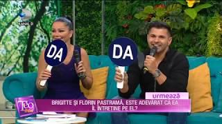 Teo Show (10.01.2020) - Drama lui Florin si Brigitte Pastrama, de ce nu pot avea un copil impreuna?