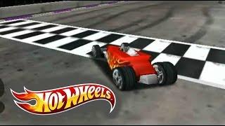 Juego De Autos 32: Hot Wheels 3D HorsePower Hazard 2009