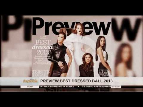 SOLAR DAYBREAK: P Best Dressed Ball