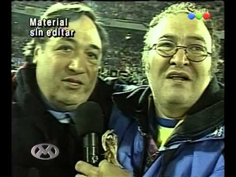 Gol Decisivo, Boca Intercontinental - Videomatch