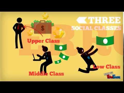 Social stratification PH