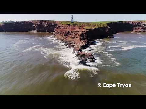 Aerial Views of Prince Edward Island - Part 2