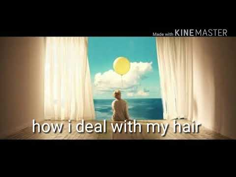 🙈How I deal with my hair every day🙈
