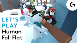 ICE TO SEE YOU - Human Fall Flat let's play