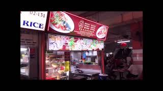Singapore, Chinatown Hawker Centre, Heng Ji Chicken Rice, 16 Feb 19