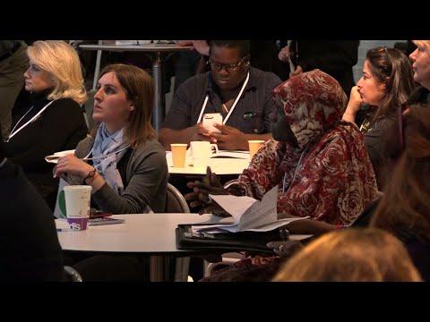 Jämställdhetskonferens oenig om hur feministisk svensk utrikespolitik egentligen är - Nyheterna (TV4