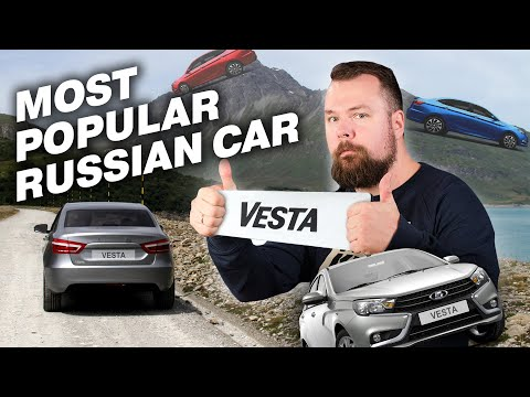 Can Russians actually do a decent car? @Russia: Tips, Tricks & Travel