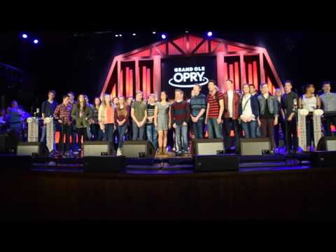 ALA Evolution - Nashville - Grand Ole Opry Stage