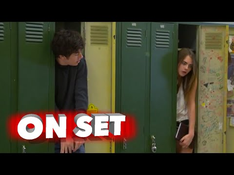 Paper Towns: Full Behind the Scenes Movie Broll - Cara Delevingne, Nat Wolff, Austin Abrams