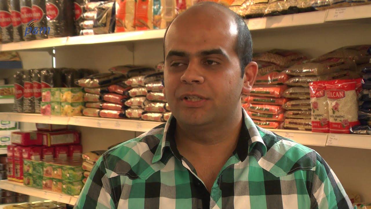 turkse winkel geopend in panningen youtube